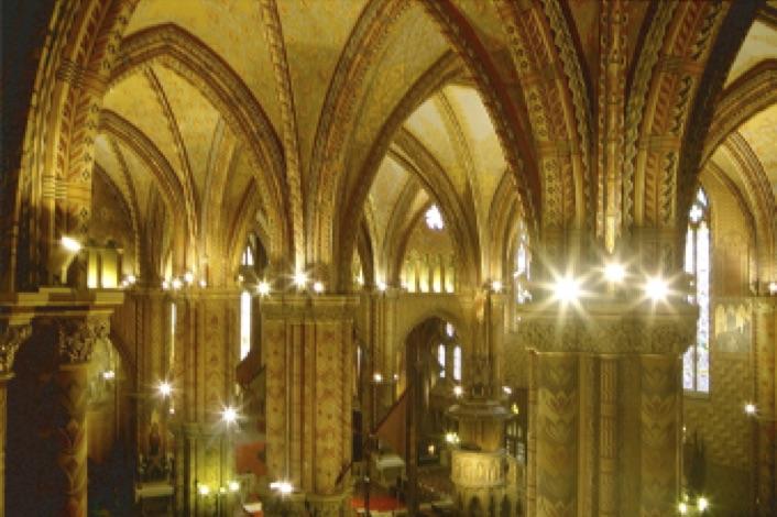 Matthiaskirche in Budapest, privat