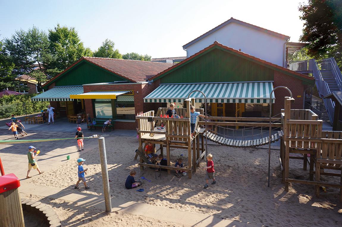 Katholische Kindertageseinrichtung St. Matthäus Alfter