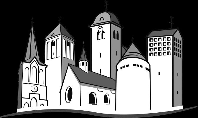 Logo Pfarreiengemeinschaft Alfter