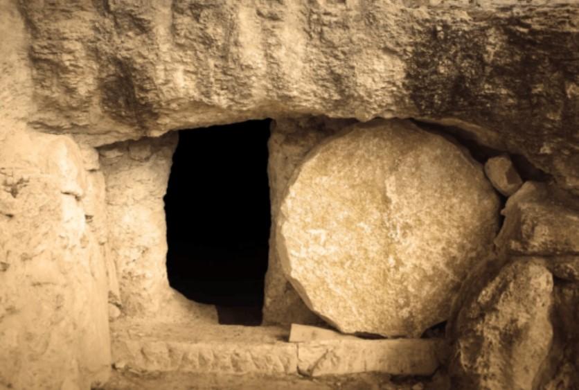 Das leere Grab