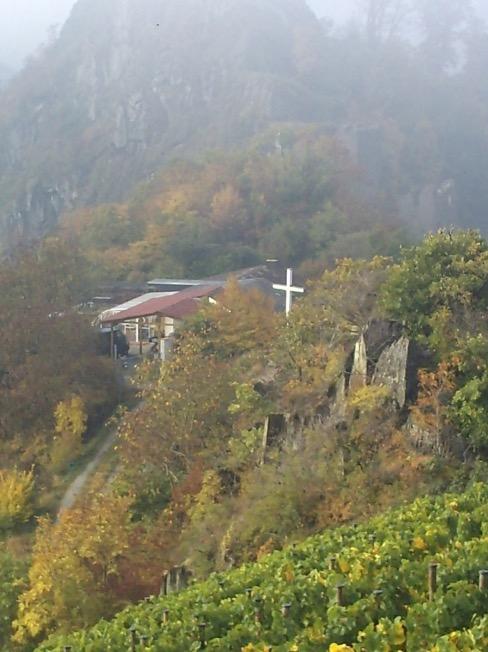 Weißes Kreuz bei Altenahr