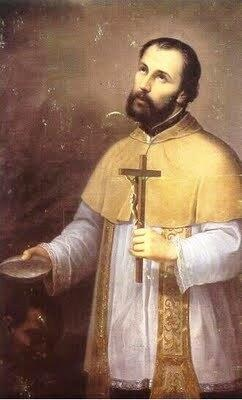 Der heilige Petrus Claver